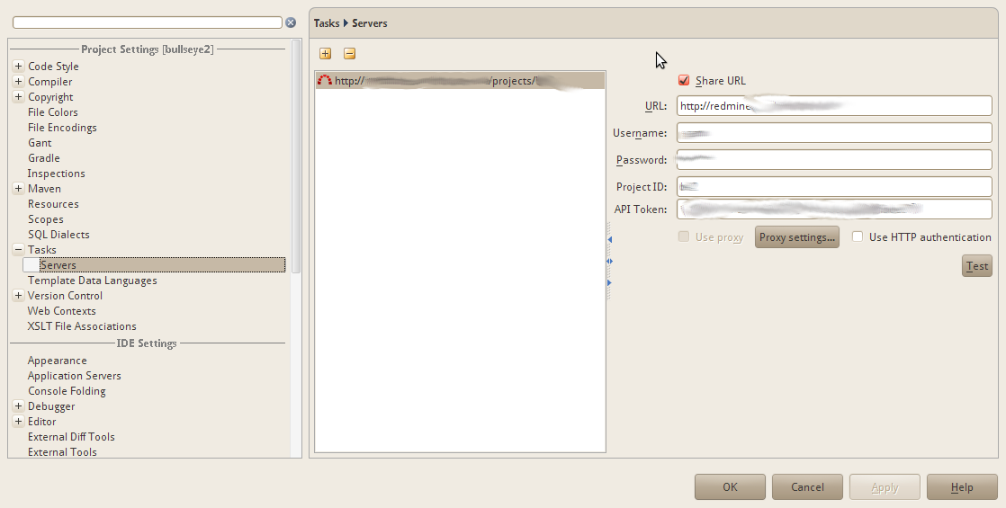 using Redmine with IntelliJ X EAP - Armbruster IT Blog